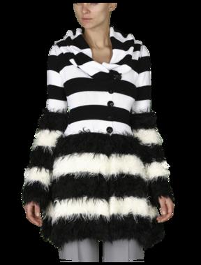 Emporio Armani Women's Knitwear - Fall Winter - Emporio Armani Shawl Collar Cardigan - Official Online Store
