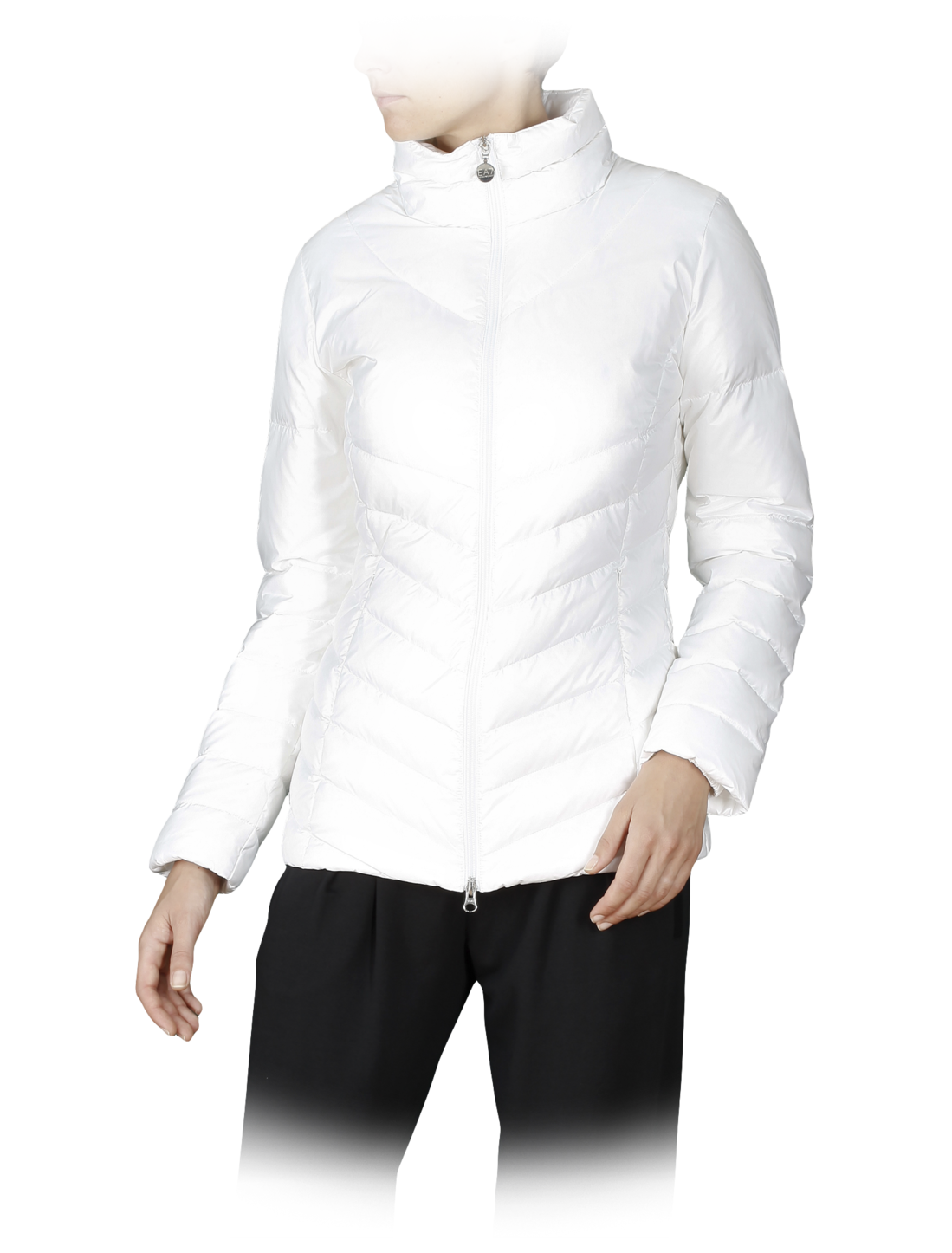 Emporio Armani Women s Padded Jacket from emporioarmani.com