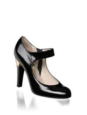 Emporio Armani Women's Shoes - Fall Winter - Emporio Armani High Heel Mary Janes - Official Online Store