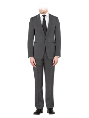 Мужской деловой костюм Edison.